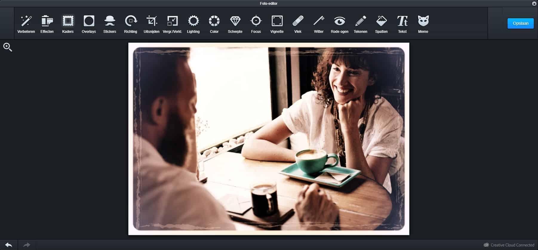 Adobe afbeeldingen editor